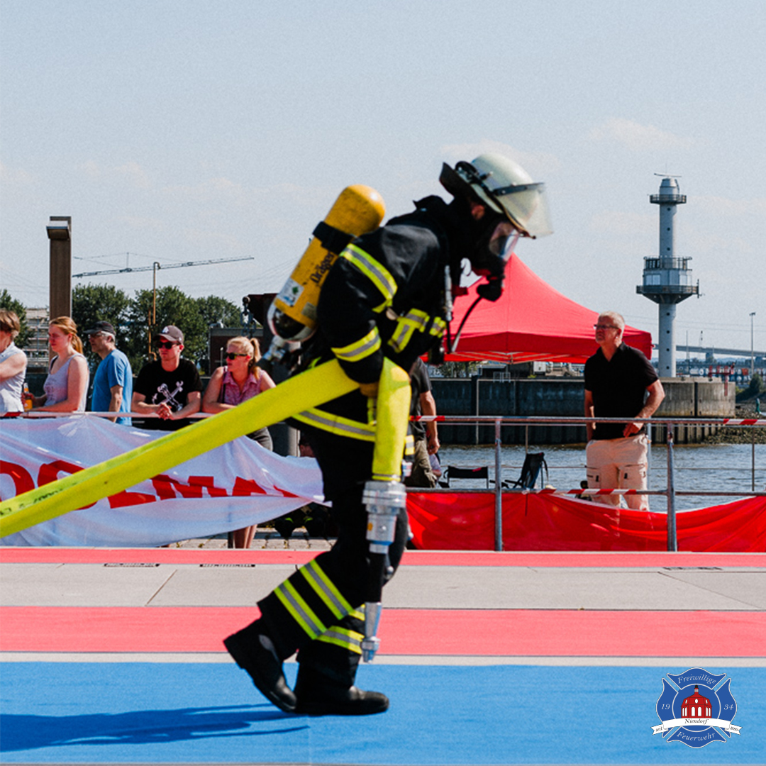 Zu Besuch bei den Hamburg Fire Fighter Games